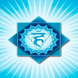 Chakra 5, Het Keelchakra of Halschakra