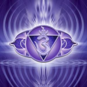 Chakra 6, Het Derde Oog of Voorhoofdschakra