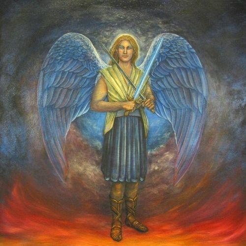 Aartsengel Michael, een liefdevolle beschermer aan je zijde